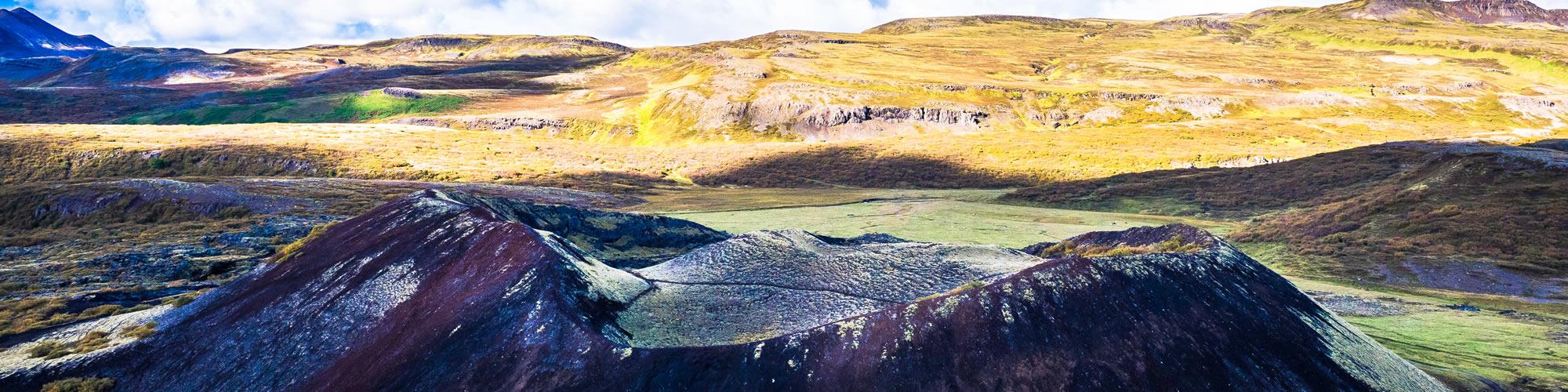 Summercampps Iceland